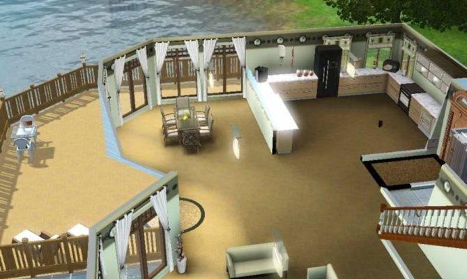 Sims Beach House Plans All Design