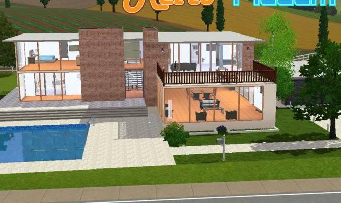 Sims Big House Plan Design Plans
