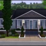 Sims Blog Makeover House Plan Base Game Beatdoc