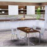 Sims Blog Maxxi Kitchen Set Part Simcredible Designs