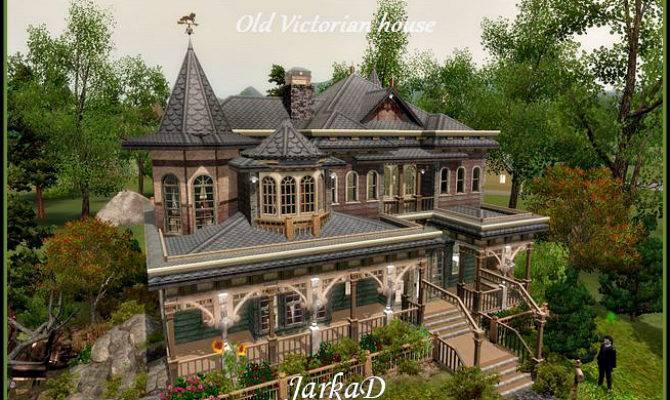 Sims Blog Old Victorian House Jarkad