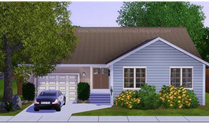 Sims Blog Small Home