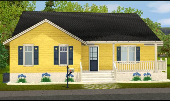 Sims Blog Small House Whimsimsical