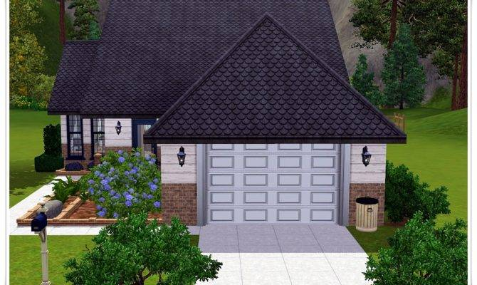 Sims Blog Small Ranch House Amanda