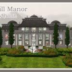 Sims Blog Stonehill Manor Harleyquinn