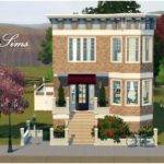 Sims Blog Victorian Home Via