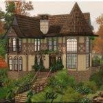 Sims Blog Victorian House Visty