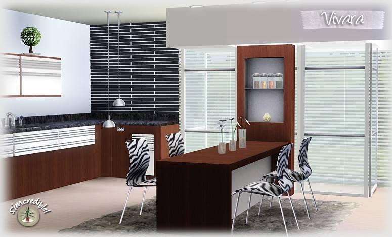 Sims Blog Vivara Kitchen Simcredible Designs