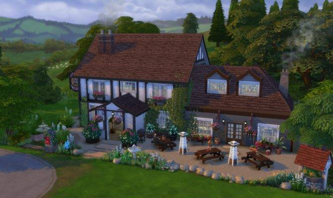 Sims Dine Out Building Ideas Simsvip