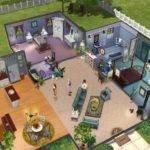 Sims Floor Plan House Ideas Pinterest