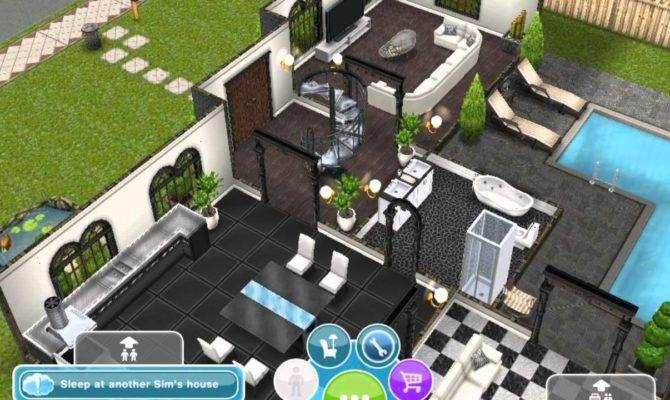 Sims Freeplay Storey House Youtube