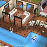 Sims Freeplay Two Storey Mansion Youtube