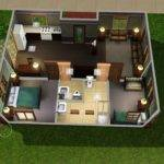 Sims Home Design Plans