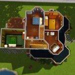 Sims Home Floor Plans
