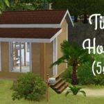 Sims House Building Tiny Youtube