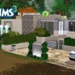 Sims House Designs Hillside Hideaway Youtube