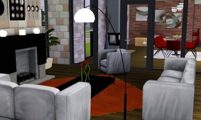 Sims House Designs Interior