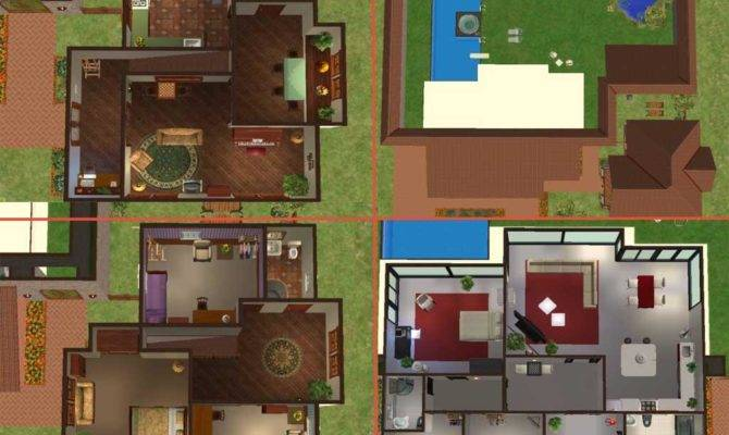 Sims House Designs Mod Grand