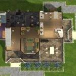 Sims House Floor Plans Car Tuning
