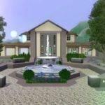Sims House Ideas Mansion Design