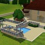 Sims House Ideas Mansion Floor Plan