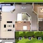 Sims House Plans Blueprints