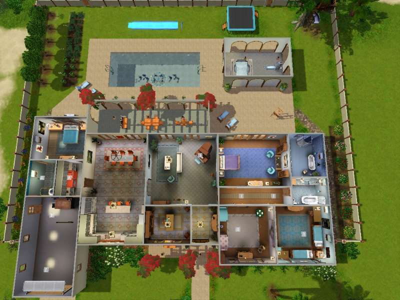 Sims House Plans Ideas Esims Bedroom