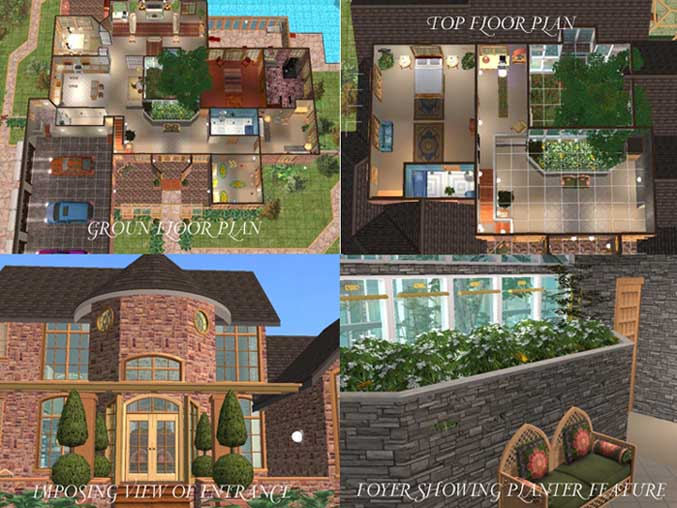 Sims House Plans Mod Plan Requested