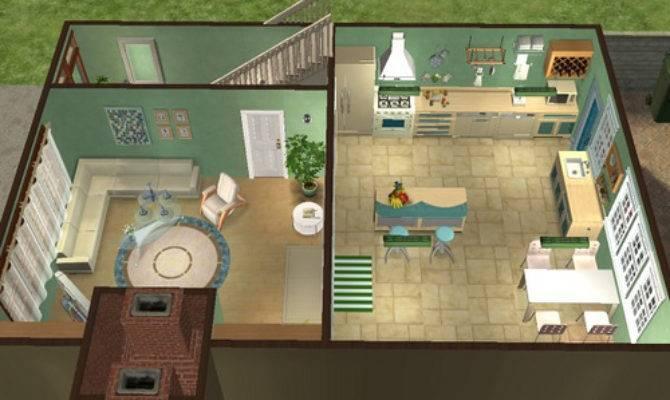 Sims House Plans Unique