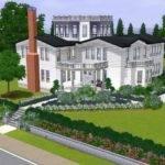 Sims Issette Manor Appcolt