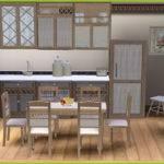 Sims Kitchen Designs Surf Set