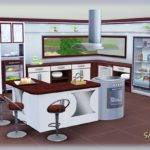 Sims Kitchen Designs Updates Simcredible