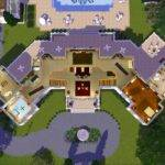 Sims Mansions Floor Plans Mod Manor