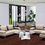 Sims Modern Living Room Ideas Aya Hause