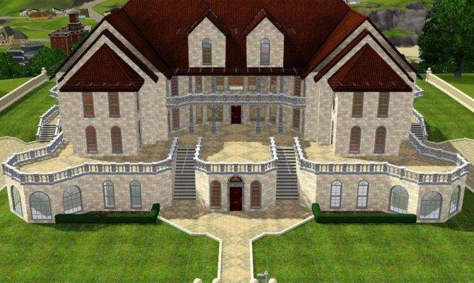 Sims Nottingham Cathedral Home Floor Plans