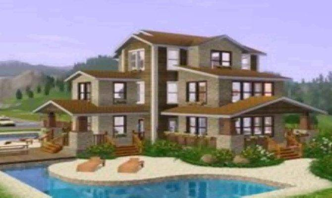 Sims Pets House Design Ideas Youtube