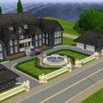 Sims Prestige Manor Appcolt