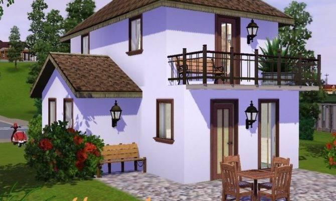 Sims Resource Tsr Ann Small House Macroglossum