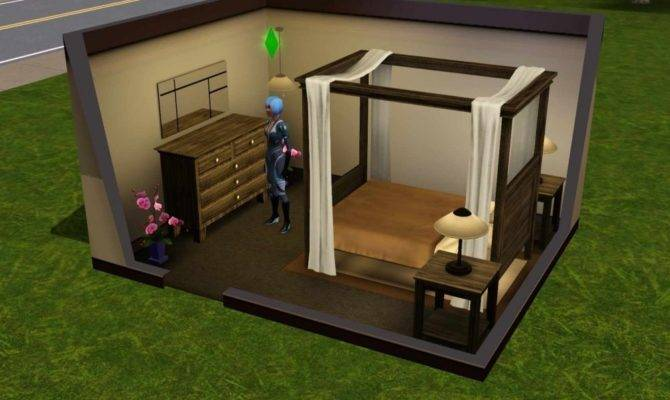 Sims Room Build Ideas Examples Inside Living