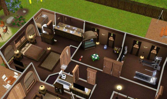 Sims Room Build Ideas Examples