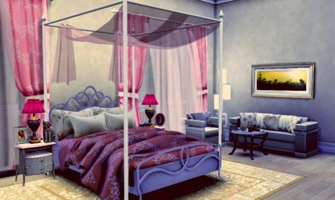 Sims Room Catchy Sweet Bedroom Sanjana