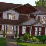 Sims Speed Build Redwood Manor Youtube
