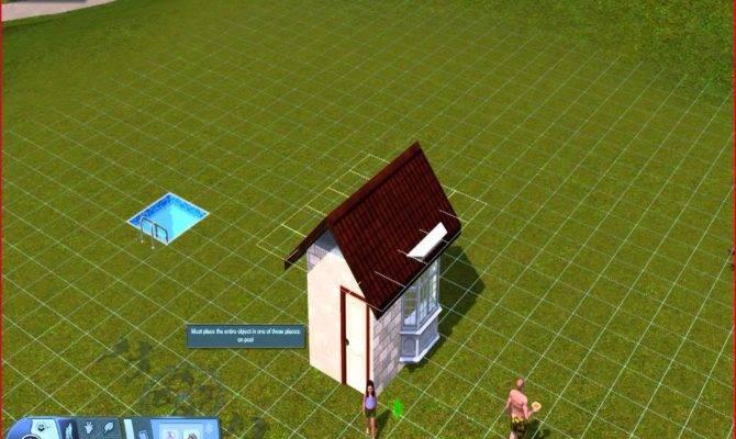Sims Tiny House Part Youtube