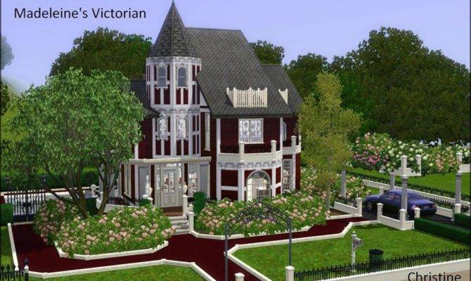 Sims Victorian House Car Tuning