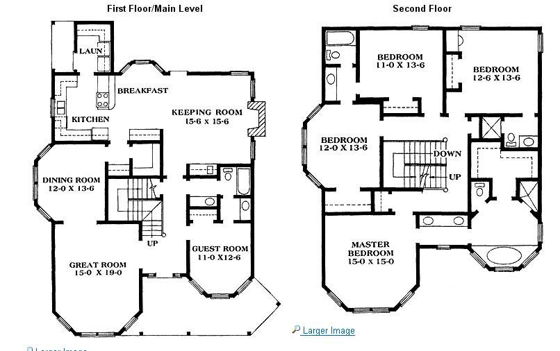 Sims Victorian House Plans
