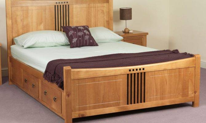 Single Bed Designs Catalogue Sweet Dreams Curlew Oak King