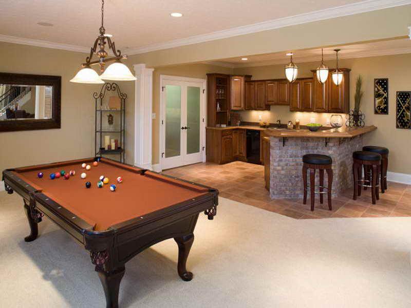 Single Bed Designs Luxury Basement Bar Ideas