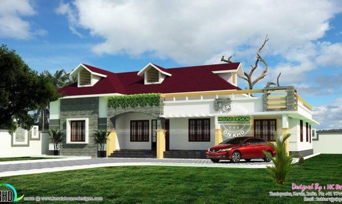 Single Floor House Plan Builders Kerala Home