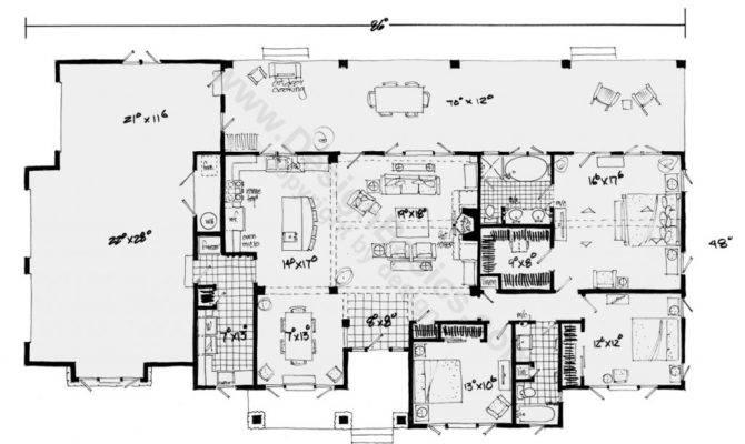 Single Level Ranch House Plans Elegant Story