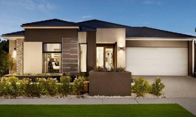 Single Storey Home Captures Modern Living Spacious